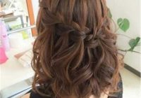 Awesome 15 best wedding guest updos for short hair short hairstyless Short Hairstyles For Weddings Guests Ideas