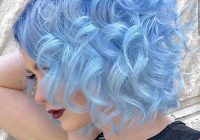 Best 25 unique short blue hairstyles on nowadays best short Blue Short Hair Styles Choices