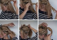 Best 40 braided hairstyles for long hair Easy Braided Updos For Shoulder Length Hair Inspirations