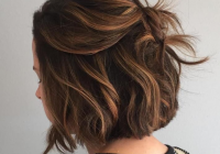 Best caramel balayage for brown bob hairstyles tumblr instagram Short Hair Color Tumblr Choices