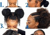 Best the ultimate drawstring ponytail guide natural hair styles Cute Ponytail Hairstyles For Black Short Hair Choices