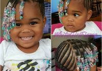 Cozy little black girls hairstyles beautiful ba girl with a African American Baby Girl Hairstyles