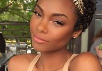 Elegant 47 wedding hairstyles for black women to drool over 2018 Short Black Hairstyles For Weddings Choices