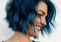 Elegant short blue hair 1 best hairstyle ideas for short hair hair Blue Short Hair Styles Ideas