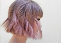 Fresh 23 short hair with bangs hairstyle ideas photos included Cute Hairstyles For Short Hair With Bangs And Layers Choices
