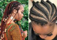 Fresh 43 trendy ways to rock african braids stayglam Braid Hairstyles African Choices