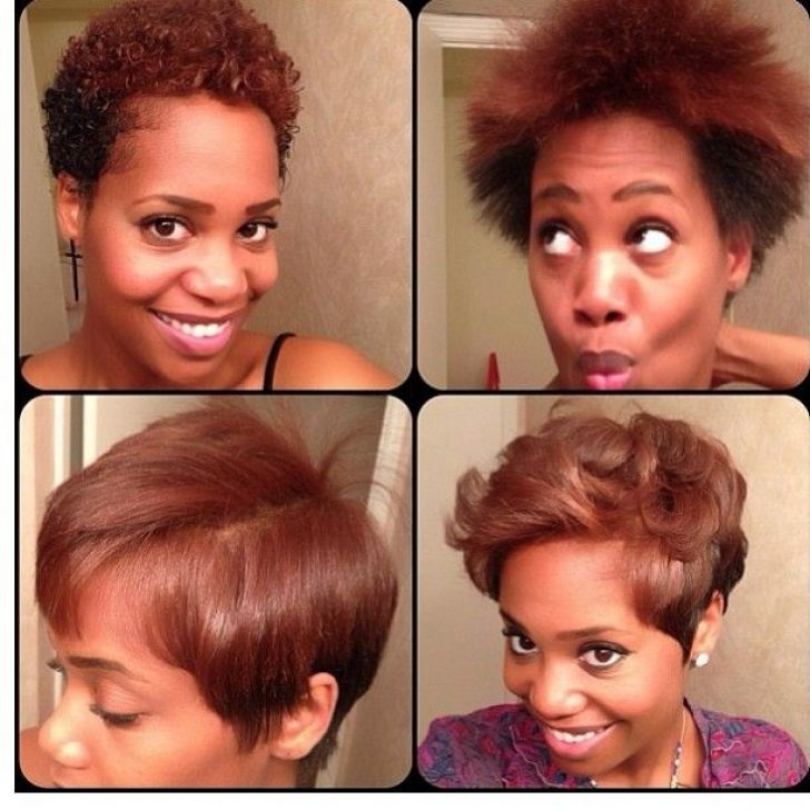Permalink to 9   Styles For Short Straight Natural Hair Ideas