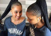 schne straight up braids frisuren 2018 inspiration neu Straight Up Cornrows Hairstyles