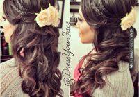 Trend 15 latest half up half down wedding hairstyles for trendy Bridal Hairstyles Half Up Half Down With Braids Ideas